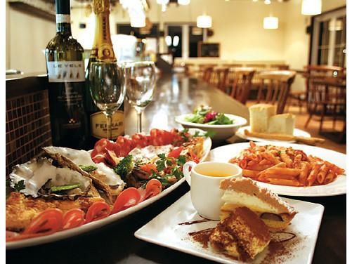 「お昼も夜もイタリアン!」をコンセプトに、気軽にいつでもご来店いただけるようなお店を目指しています。