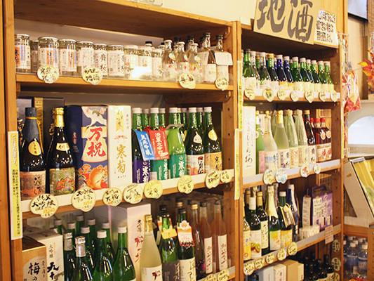 近隣の酒蔵の地酒