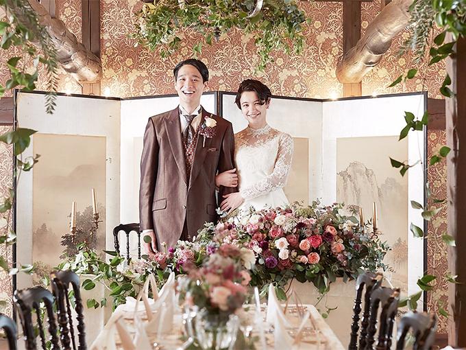 姉妹店アンティーク・アンティークでの結婚披露宴もおすすめ!