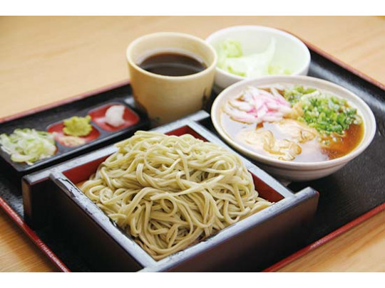 W湯葉あんかけ豆腐セット 830円