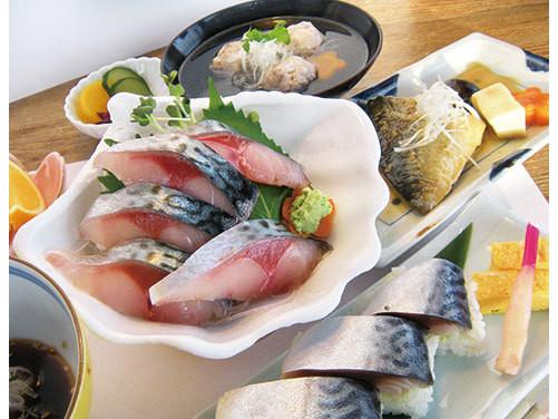 銚子、旭で水揚げされた地魚が食べられるコース